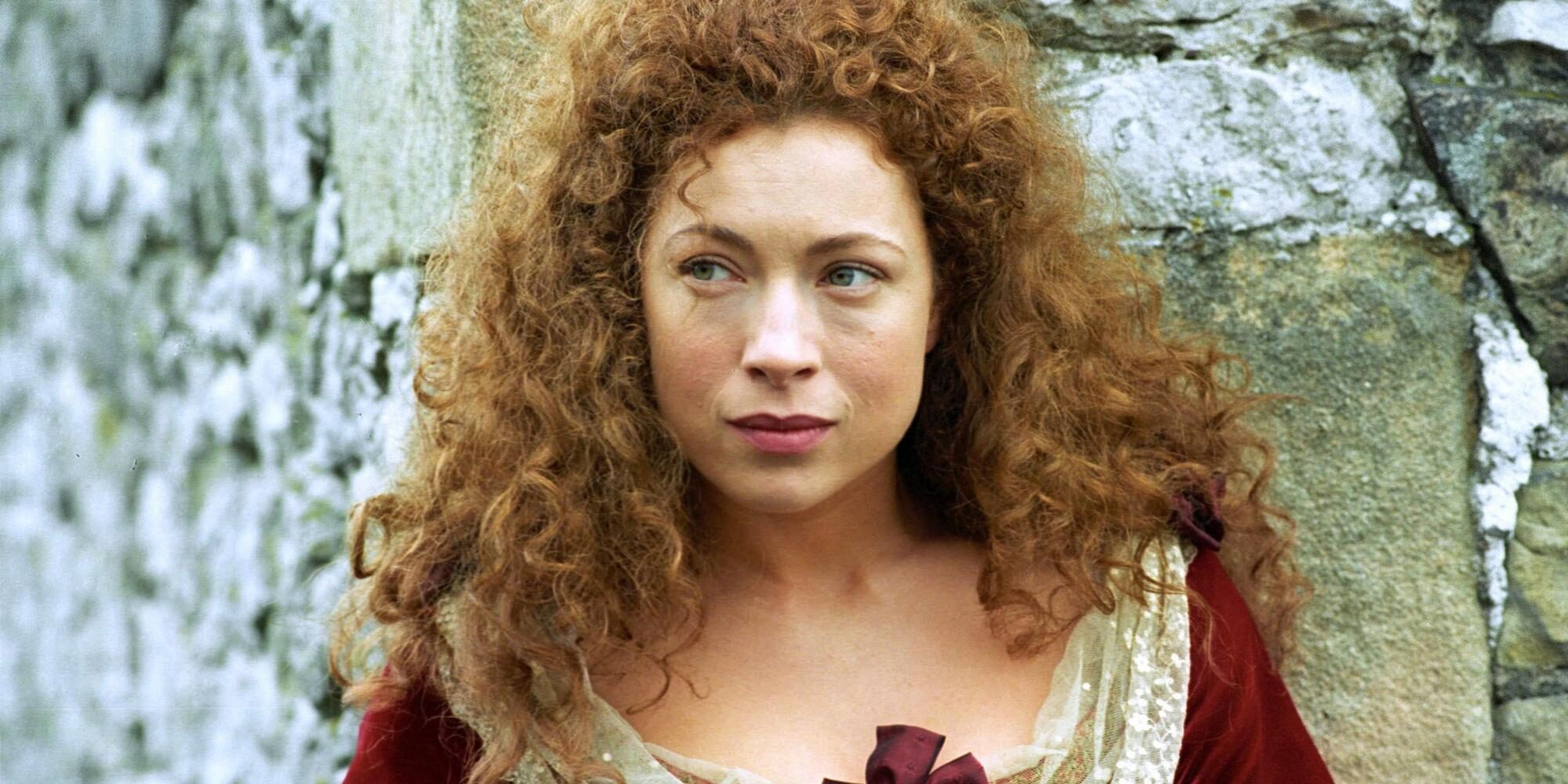 FHPG7N ALEX KINGSTON THE FORTUNES AND MISFORTUNES OF MOLL FLANDERS (1996)