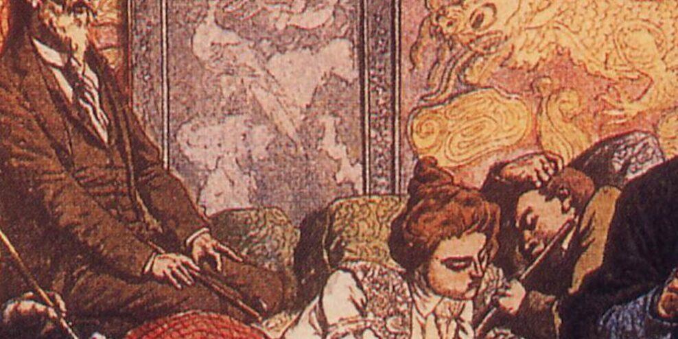 Opium Banner