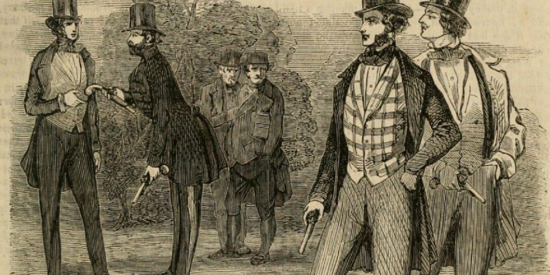 Regency duel