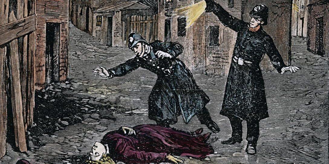 Whitechapel Murders
